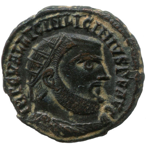 LICINIUS I., 308-324: Follis, Alexandria